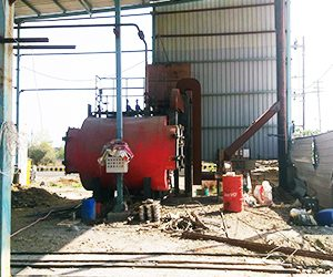 AAC Boiler Plant in Pune