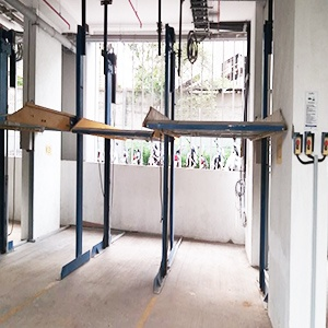Stacked Parking Systems In Pune