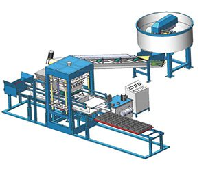 Vertical Fly Ash Brick Making Machines in Pune